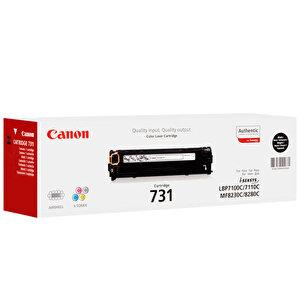 Canon CRG-731BK Siyah Lazer Toner buyuk 2
