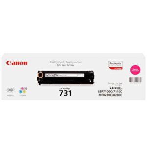 Canon CRG-731M Kırmızı Lazer Toner
