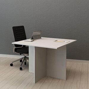 Avansas Comfort Ahşap Toplantı Masası Akçaağaç