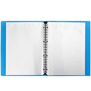 Serve SV-6520 Prezantasyon Dosyası 20 Sayfa Mavi buyuk 2