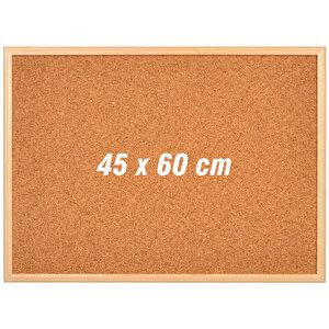 Avansas Mantar Pano Ahşap Çerçeveli 45 cm x 60 cm