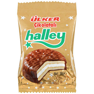 Ülker Halley 30 gr 24'lü Paket
