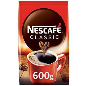 Nescafe Classic Kahve 600 gr buyuk 1