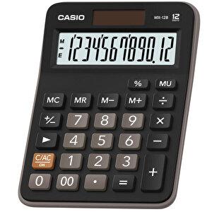 Casio MX-12B Masa Tipi Hesap Makinesi 12 Haneli buyuk 1