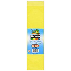 Nova Color Nc-338 Krapon Kağıdı 50 cm x 200 cm 10'lu Paket