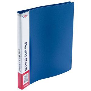 Noki F101 A4 Yaylı Dosya Mat Mavi buyuk 1