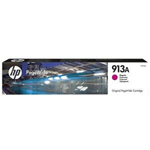 HP 913A Yüksek Kapasiteli Pagewide Kırmızı (Magenta) Kartuş F6T78AE