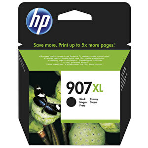 HP 907XL Yüksek Kapasiteli Siyah (Black) Kartuş T6M19AE buyuk 1