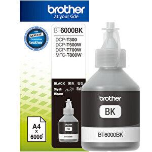 Brother BT6000BK Siyah Mürekkep Kartuş 6.000 Sayfa