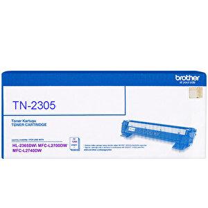 Brother TN-2305 Siyah Toner buyuk 1