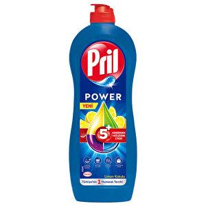 Pril Power Bulaşık Deterjanı Limon 675 ml