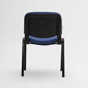 Avansas Comfort Çok Amaçlı 4'lü Misafir Sandalyesi Mavi buyuk 10