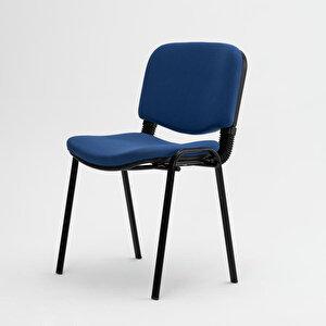 Avansas Comfort Çok Amaçlı 4'lü Misafir Sandalyesi Mavi buyuk 11