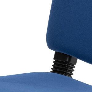 Avansas Comfort Çok Amaçlı 4'lü Misafir Sandalyesi Mavi buyuk 6