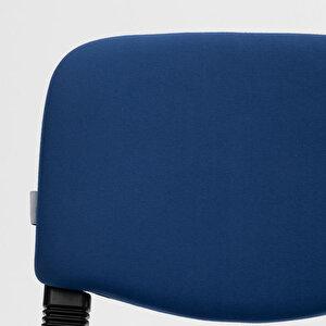 Avansas Comfort Çok Amaçlı 4'lü Misafir Sandalyesi Mavi buyuk 9
