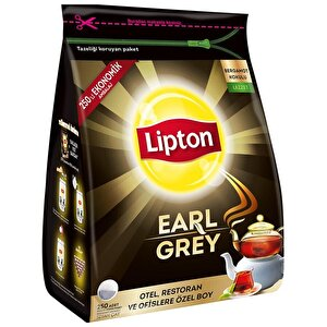Lipton Earl Grey Demlik Poşet Çay 250'li