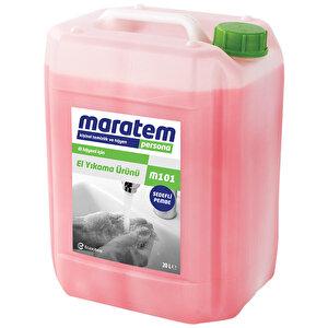 Maratem M101 Sıvı El Sabunu Pembe 20 kg buyuk 1