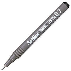 Artline 237 Çizim Kalemi 0.7 mm Siyah buyuk 1