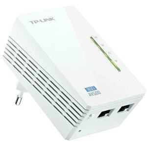 TP-LINK TL-WPA4220 300 Mbps AV500 WiFi Powerline Extender Menzil Genişletici