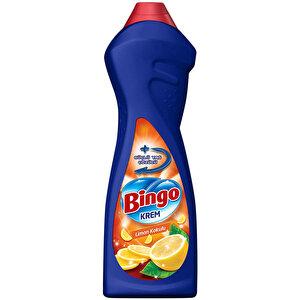 Bingo Krem Yüzey Temizleyici Limon Kokulu 750 ml