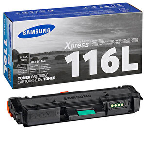 Samsung MLT-D116L  Siyah (Black) Toner buyuk 1