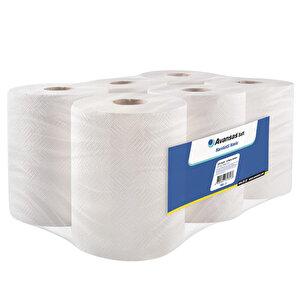 Avansas Soft Hareketli Kağıt Havlu 4 kg 21 cm 6'lı Paket buyuk 2