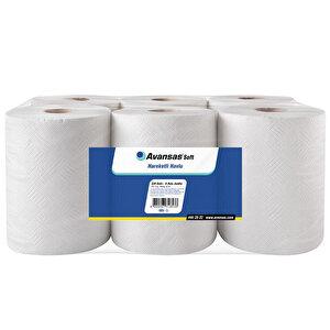 Avansas Soft Hareketli Kağıt Havlu 5 kg 21 cm 6'lı Paket