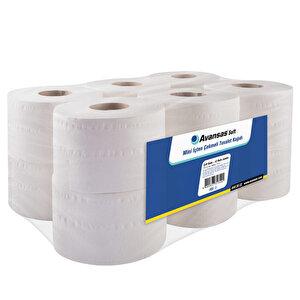 Avansas Soft Mini İçten Çekmeli Tuvalet Kağıdı 12'li Paket buyuk 2