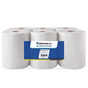 Avansas Soft İçten Çekmeli Kağıt Havlu 6'lı Paket buyuk 1