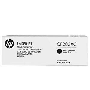 HP 83X Siyah Toner CF283XC buyuk 1
