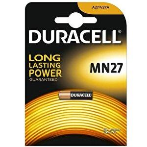 Duracell Alkalin MN27 27A 12 Volt Pil Tekli buyuk 1