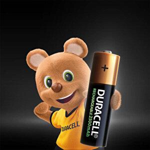 Duracell Şarj Edilebilir AA 2500mAh Piller, 2'li paket buyuk 2