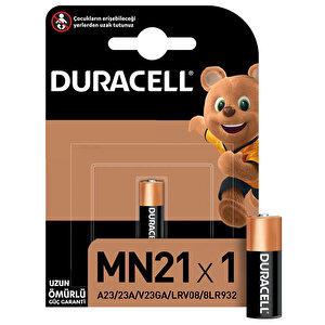 Duracell Alkalin MN21 23A 12 Volt Pil Tekli