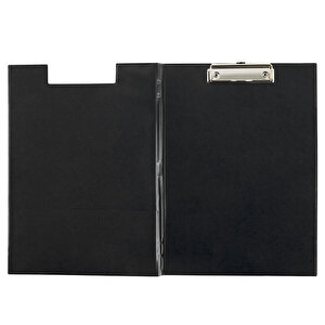 Wole A4 Kapaklı Sekreterlik Siyah