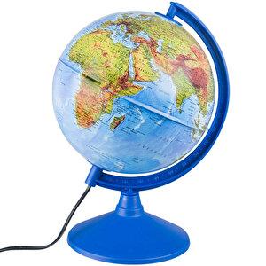 Globe 41201 Işıklı Fiziki + Siyasi Küre 20 cm buyuk 1