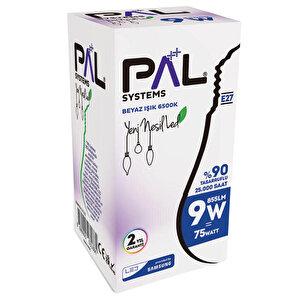 Pal Systems 9 W 6500K Beyaz Işık LED Ampul