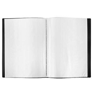 Wole Sunum Dosyası 40 Sayfa Siyah