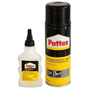 Pattex 2K Aktivatörlü Hızlı Yapıştırıcı 200 ml buyuk 1