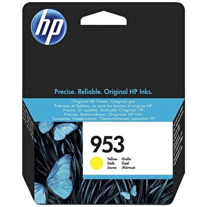 HP 953 Sarı (Yellow) Kartuş F6U14AE