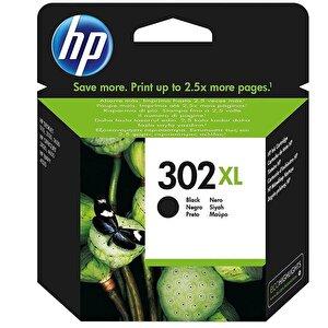 HP 302 XL Siyah (Black) Kartuş F6U678AE buyuk 1