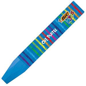 Bic Kids 926446 Yağlı Pastel Boya 12'li Paket buyuk 2