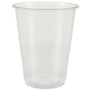 Ece Şeffaf Plastik Otomat Bardağı Eko 180 ml 100'lü Paket