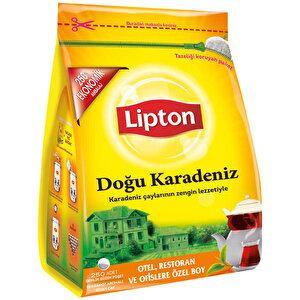 Lipton Demlik Poşet Çay Doğu Karadeniz 250'li buyuk 1