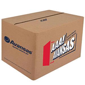 Avansas Baskılı Taşıma Kolisi 40 cm x 33 cm x 44 cm