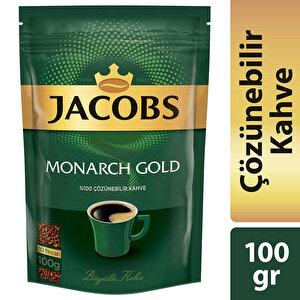 Jacobs Monarch Gold Kahve 100 gr buyuk 1