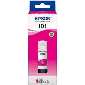 Epson T101M Kartuş Kırmızı (Magenta) 70 ml C13T03V34A