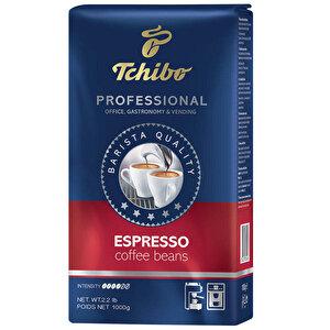 Tchibo Proffessional Espresso Çekirdek Kahve 1000 gr buyuk 1