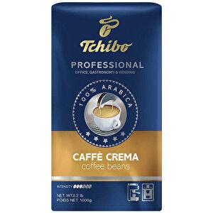 Tchibo Professional Caffe Crema Çekirdek Kahve 1000 gr buyuk 1