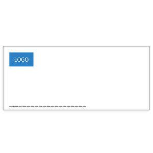 Klasik Diplomat Zarf - 100 Adet buyuk 1
