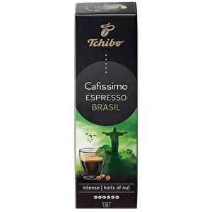 Tchibo Cafissimo Espresso Brasil 10'lu Kapsül Kahve buyuk 1